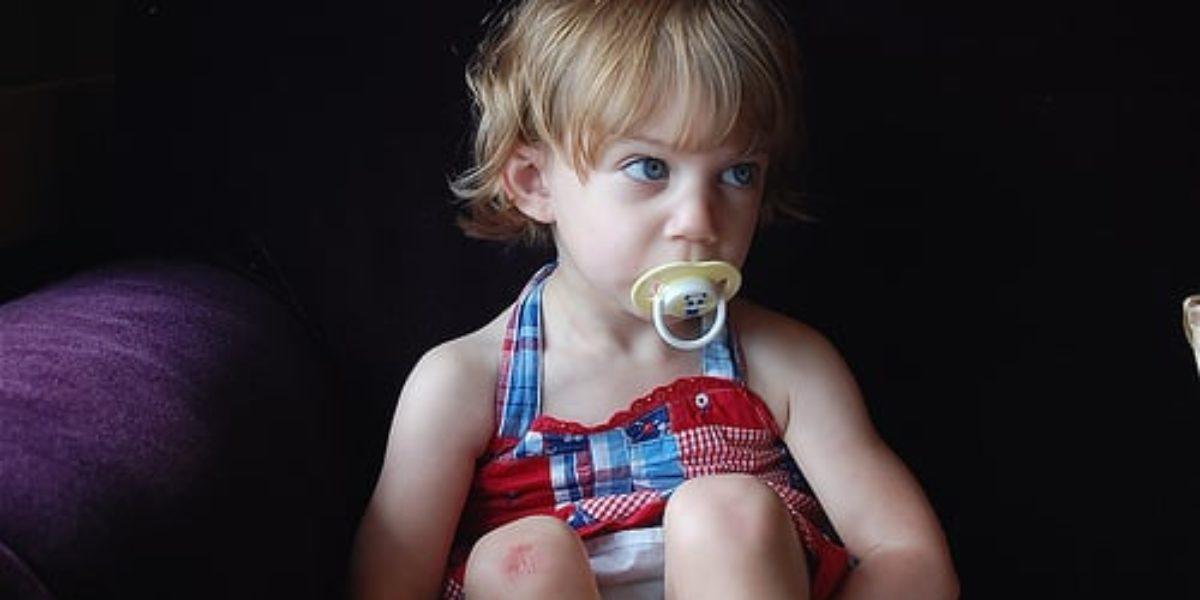 comment convaincre son enfant de se débarrasser de sa tétine