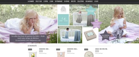 Babynoos : boutique pour enfants chic et tendance