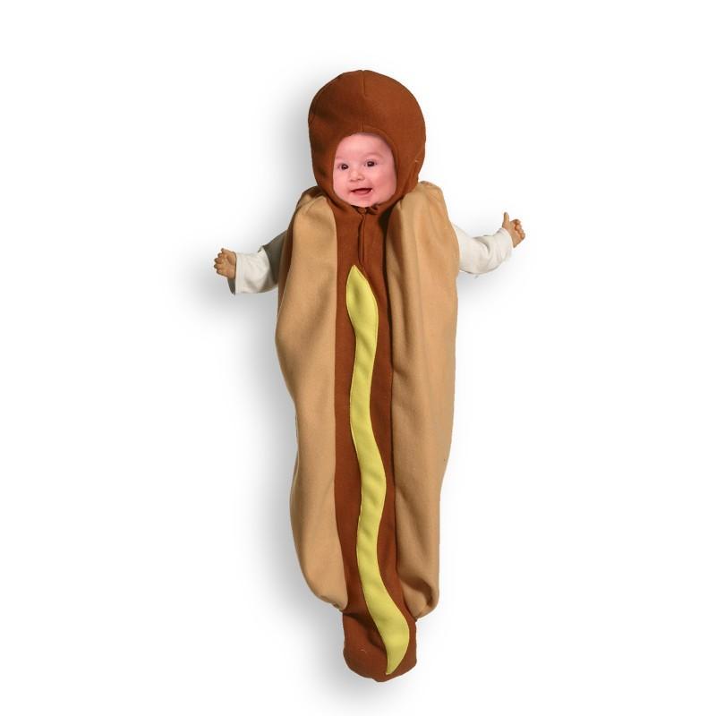 Pires déguisements pour enfants : Hot dog