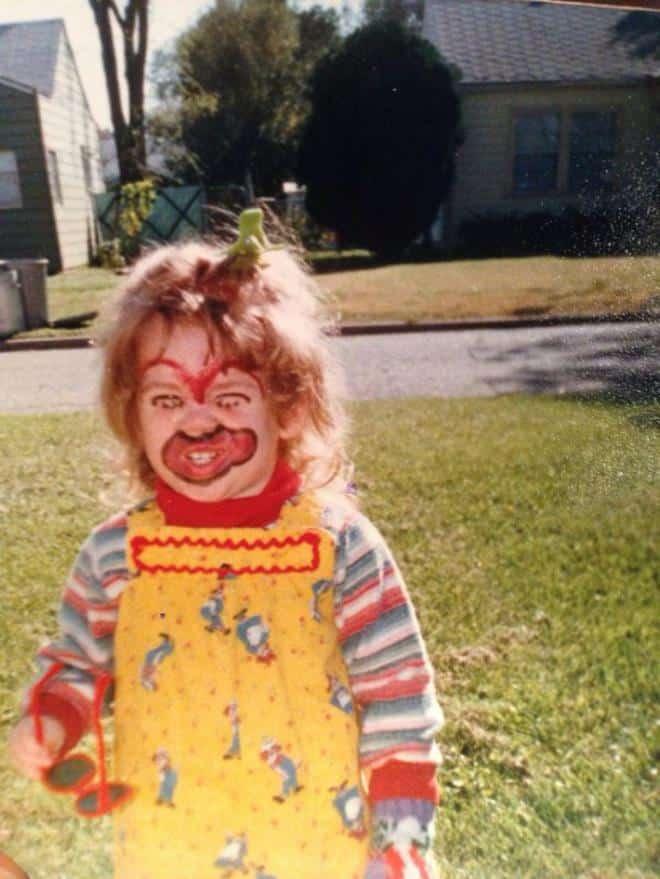 Pires déguisements pour enfants : Ronald Mc Donald