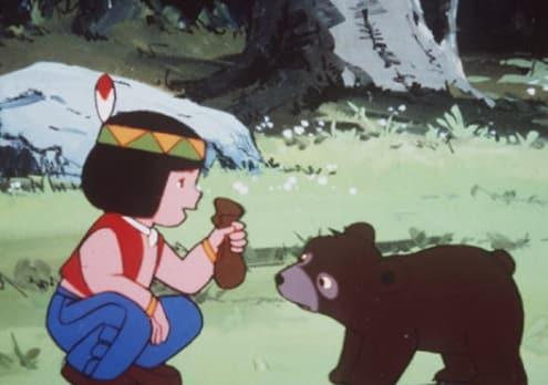 dessins-animés des années 80 : Bouba