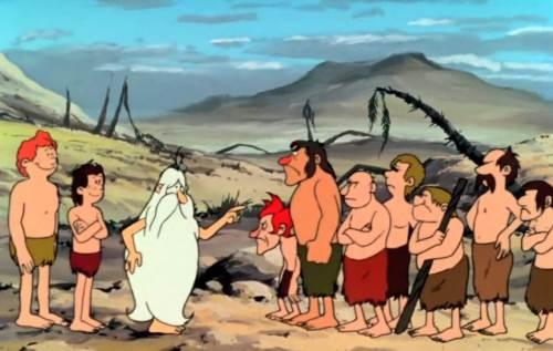 dessins-animés des années 80 : il était une fois...