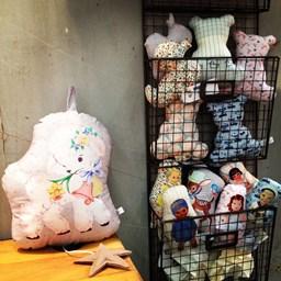 créations textile pour enfants Les Petits Vintage