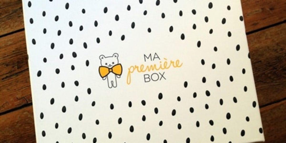 Ma Première Box : cadeau de naissance pour enfant et maman