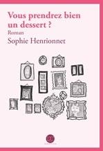 Livres de blogueuses : Vous prendrez bien un dessert