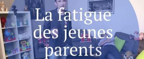 gérer la fatigue des jeunes parents
