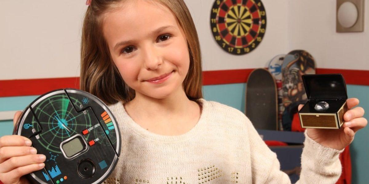 Tresor Detector : jeux pour enfants