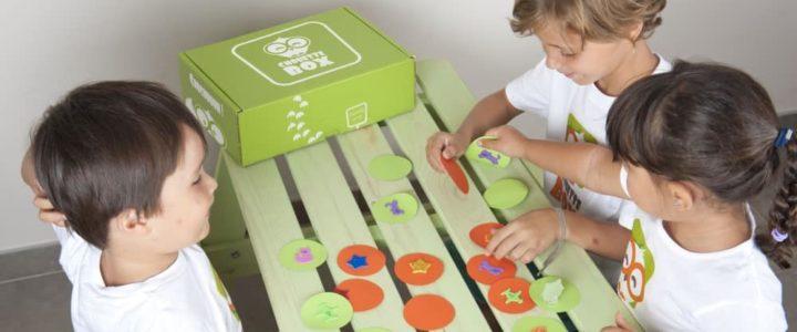 Chouette Box pour enfants