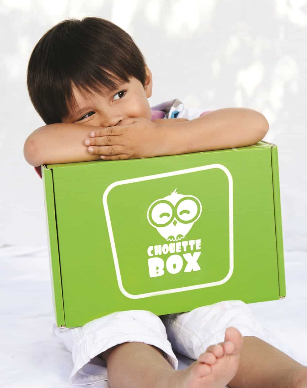 Chouette Box enfant