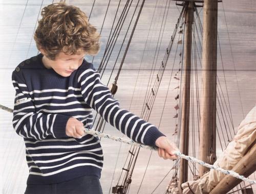 Elle est où la mer : vêtements bébé et enfant