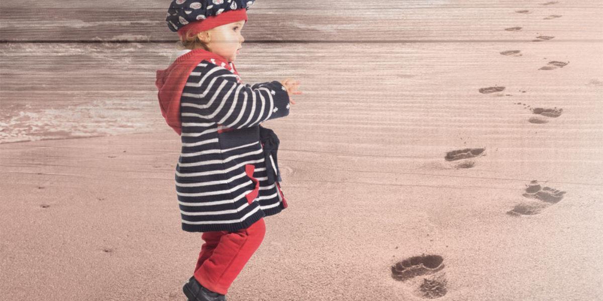Elle est où la mer : mode enfant
