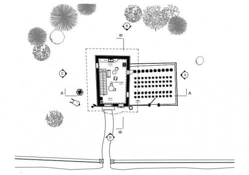 plan de la maison d'alice au pays des merveilles