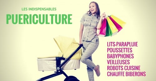 indispensables puériculture