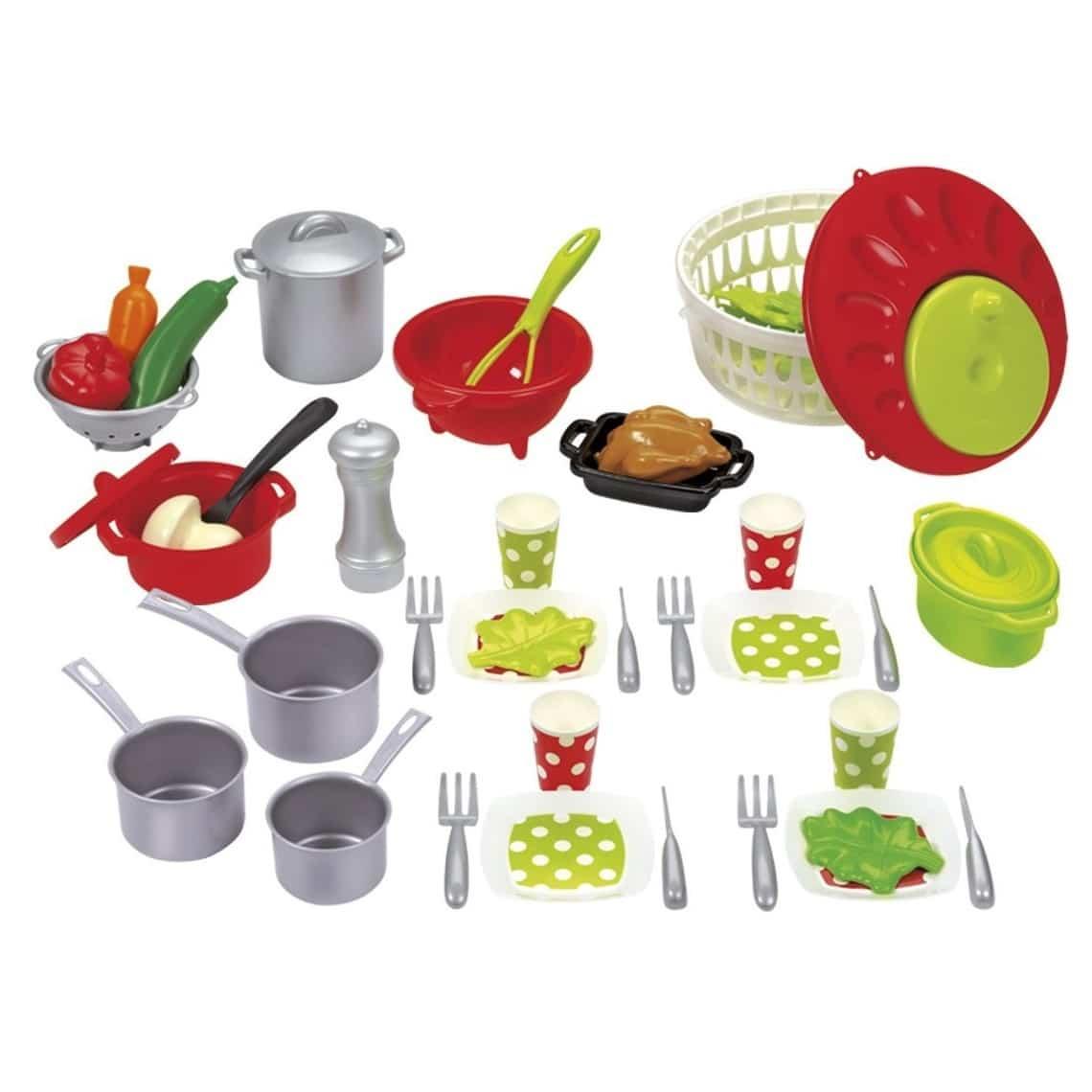 accessoires cuisine pour enfants : coffret cooking ecoiffier