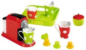 accessoires cuisine pour enfants : set expresso ecoiffier