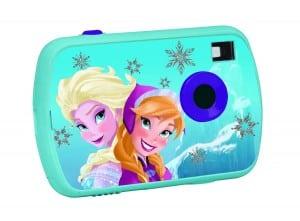 appareil photo numérique pour enfants : lexibook la reine des neiges