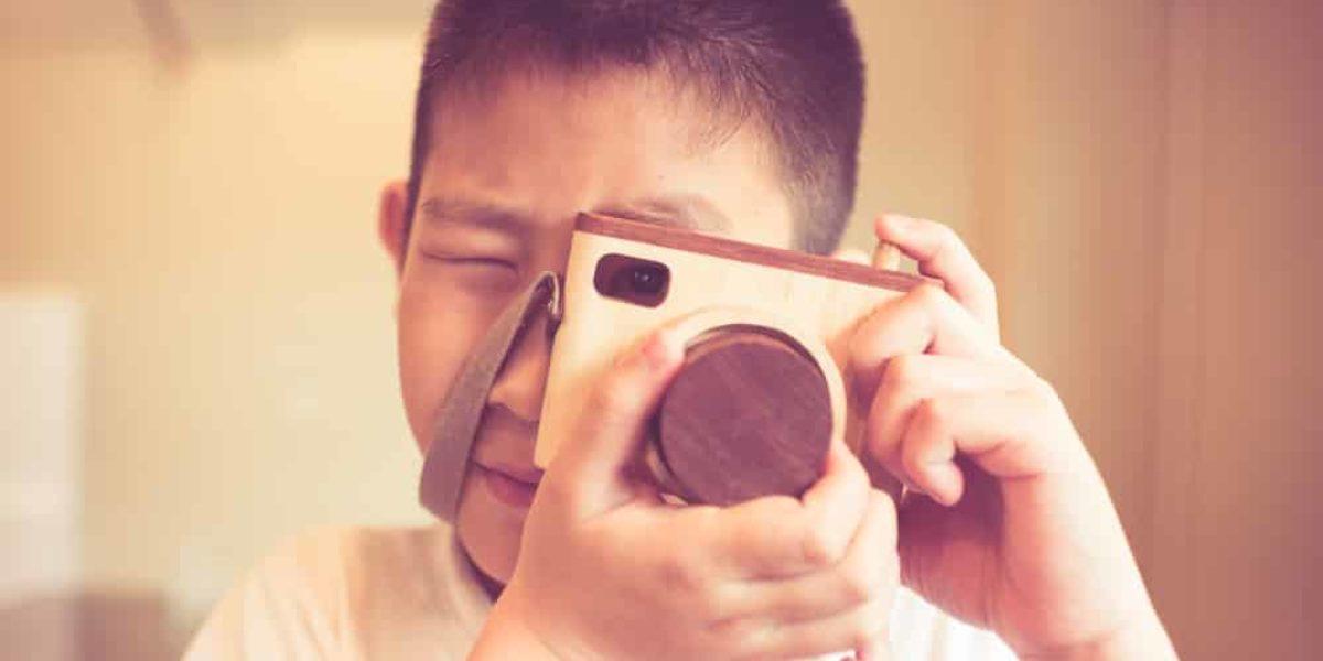 appareil photo numériques pour enfants