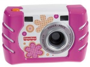 appareil photo numérique pour enfants Fisher price