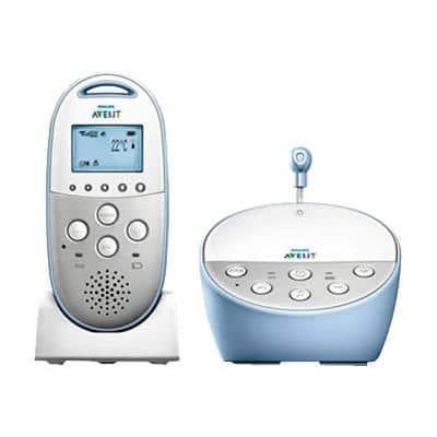 babyphone Avent Philips Dect: écoute bébé haut de gamme
