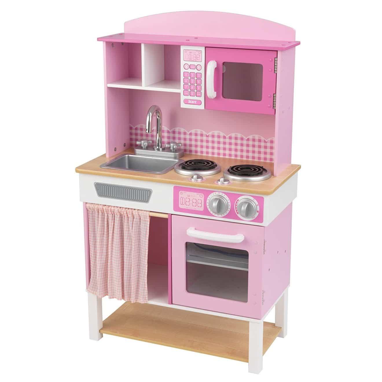 cuisine pour enfants familiale kidcraft
