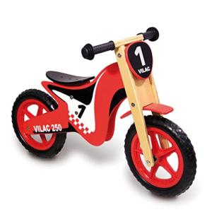 vélo sans pédale en bois vilac pour enfant