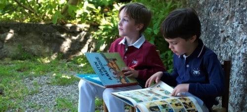 Polo Field : polo de qualité pour enfants