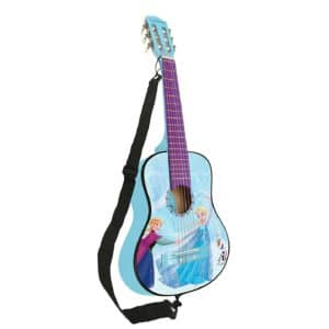 guitare acoustique la reine des neiges
