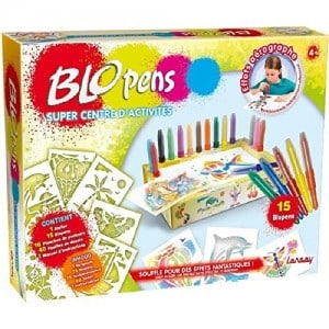 kit de loisirs créatifs pour enfants blopens