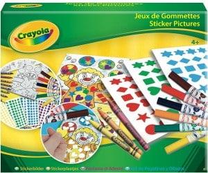 kit de loisirs créatifs pour enfants crayola
