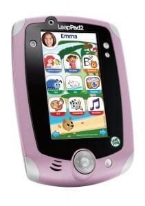 tablette pour enfants LeapPad 2 LeapFrog
