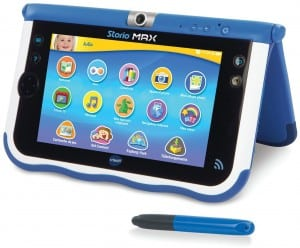 tablette pour enfants Storio Max