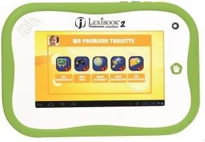 tablette pour enfants Junior 2 Lexibook