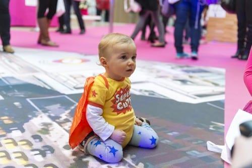 Efluent mums 2015 : thème super héros