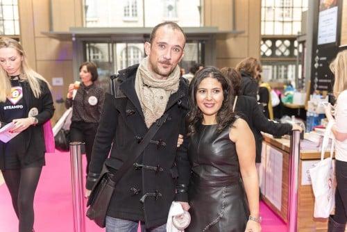 Efluent mums 2015 : leslie sawicka Namer et Olivier Barbin, Je suis papa