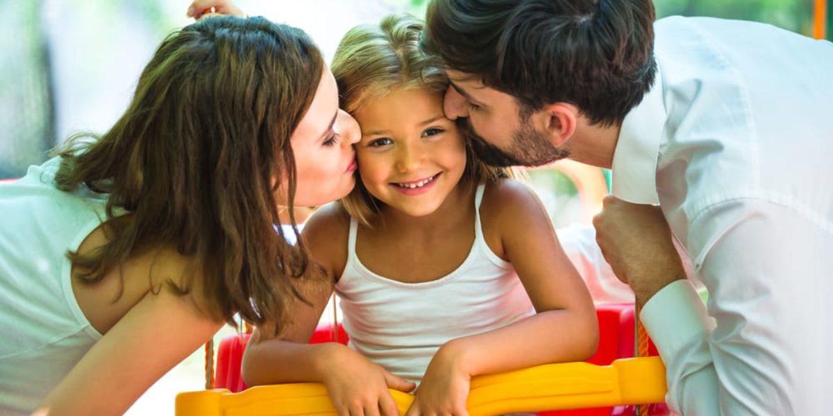 12 trucs positifs à dire à nos enfants tous les jours