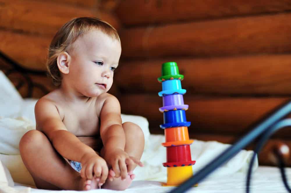 sélection de jeux d'éveil pour les petits