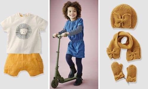 soldes vêtements pour enfants
