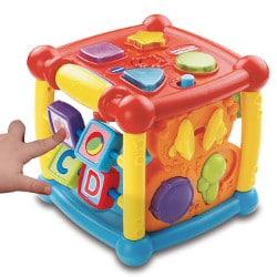 Jouet d'éveil Baby Cube Vtech pour enfant