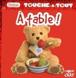 Livre pour bébés - Bébé Touche-à-tout