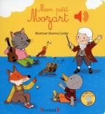 livre pour bébés : Livre musical Mon petit…