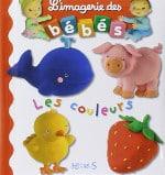 livre pour bébés - L'imagerie des bébés