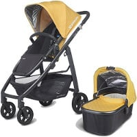 poussette citadine compacte Uppababy