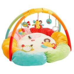 Tapis d'activités bébé Babysun Safari Cocon