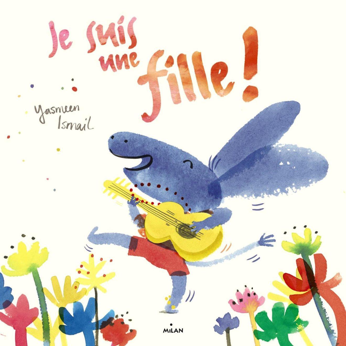 livre pour enfants brindacier 2016 : je suis une fille
