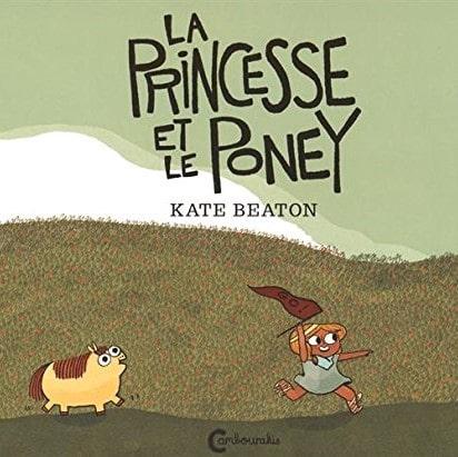 histoire pour enfants brindacier 2016 : la princesse et le poney