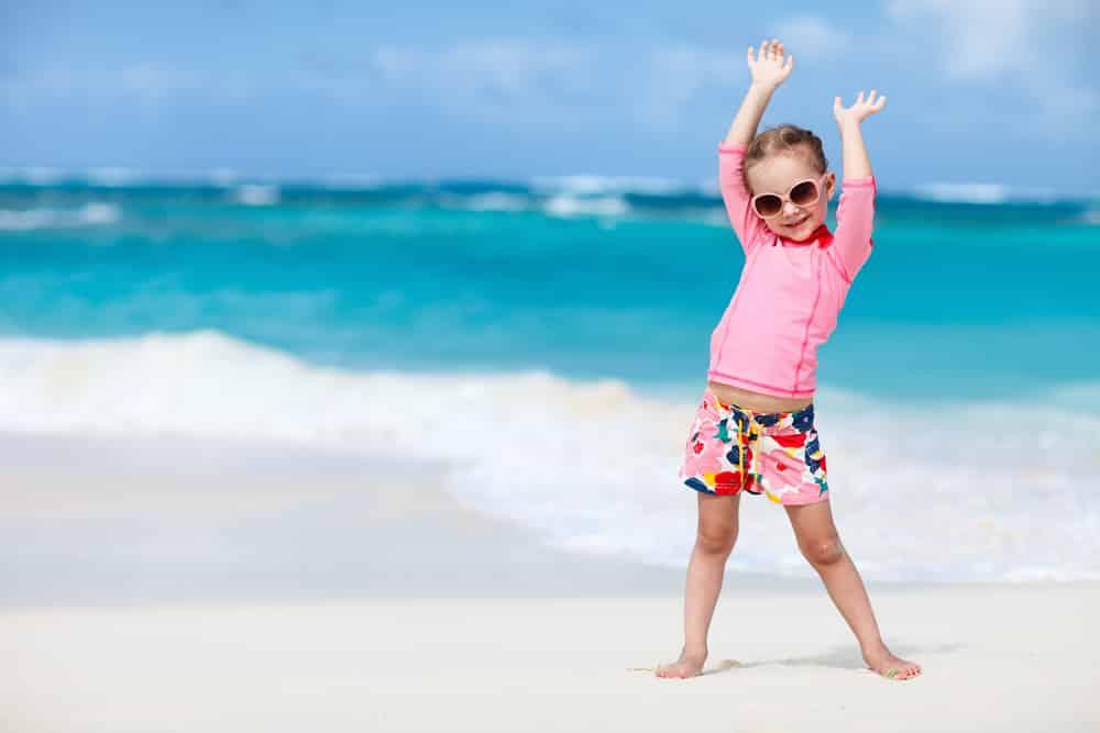 TOP 14 marques de tee shirts anti UV pour enfant