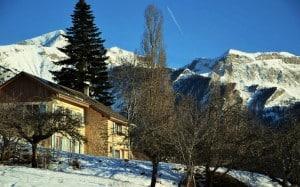 location de vacances en famille dans les alpes