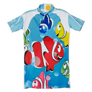 tee-shirt anti UV enfant 4BB2 Uvea