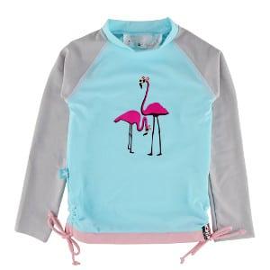 tee-shirt anti UV enfant Elly la fripouille