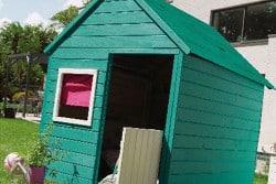 Maisonnette en bois pour enfant Forest Style Marina